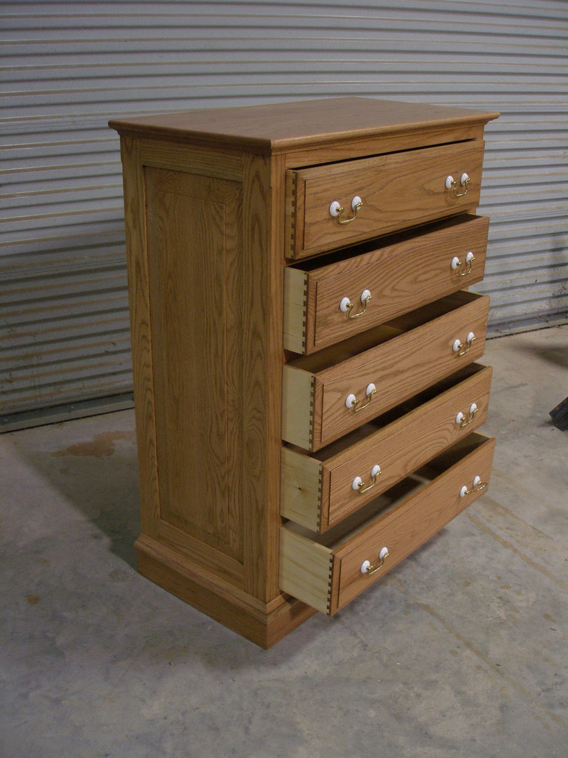Custom Bedroom Dresser